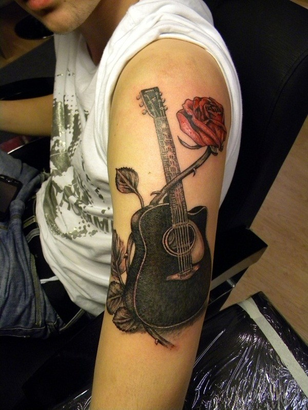 Rose Tattoos For Men Ideas And Inspiration For Guys Ideas And Designs