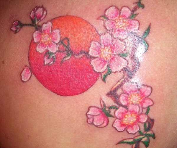 Cherry Blossom Tattoos For Men Ideas And Inspiration For Ideas And Designs
