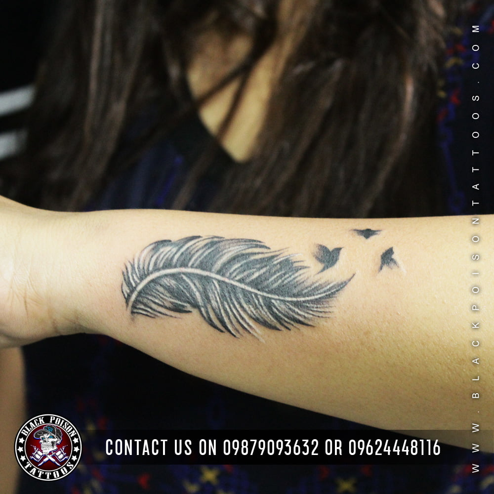 Feather Tattoos And Its Designs Ideas Images And Meanings Ideas And Designs