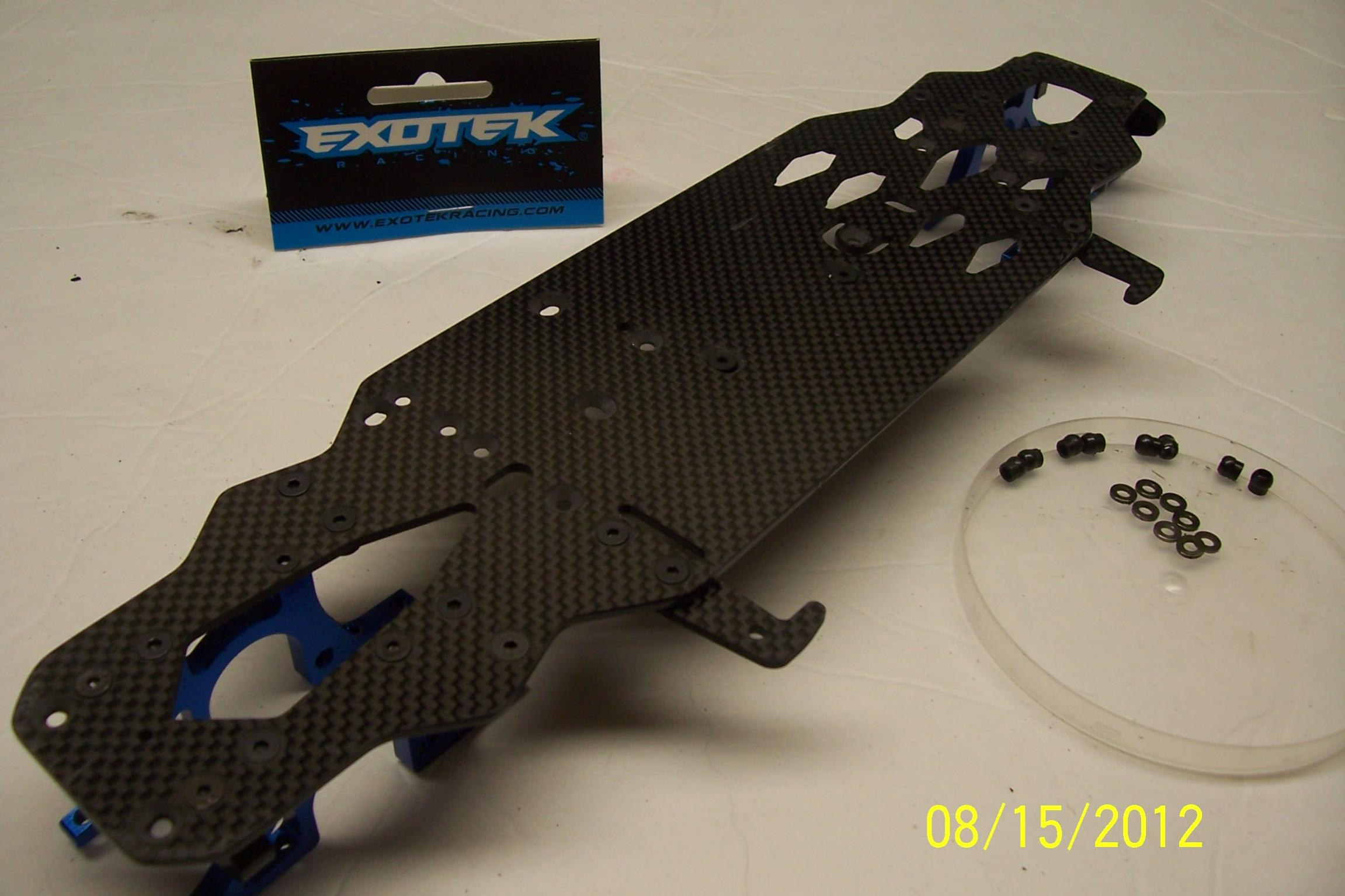Exotek Racing Chassis For Tc6 Tc6 1 R C Tech Forums Ideas And Designs