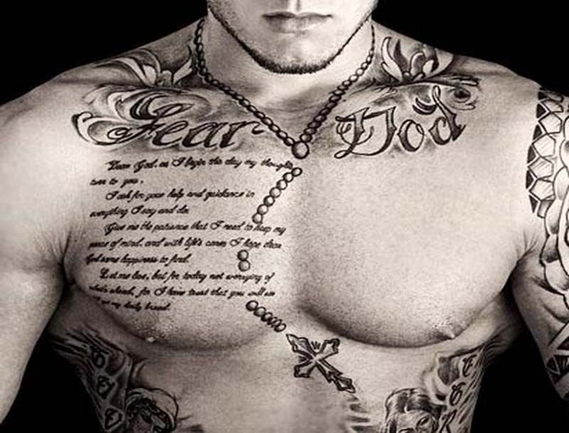 Bible Quotes For Tattoos For Guys Image Quotes At Ideas And Designs
