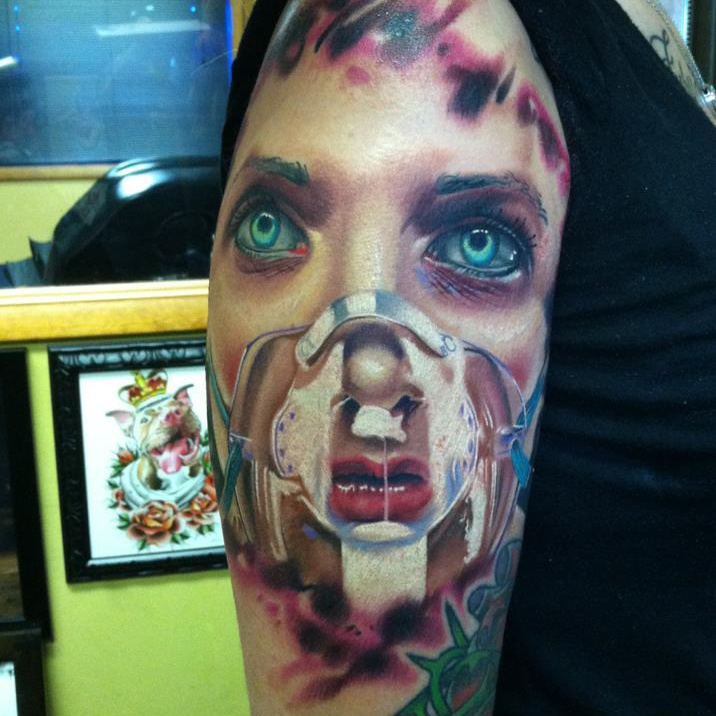 Paul Marino The Séance Tattoo Parlor Ideas And Designs