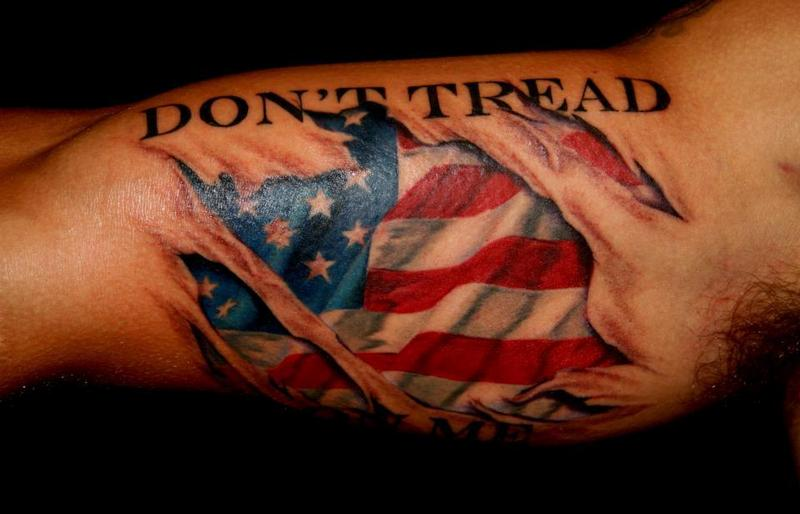 Dont Tread On Me By Jeff Norton Tattoos Ideas And Designs