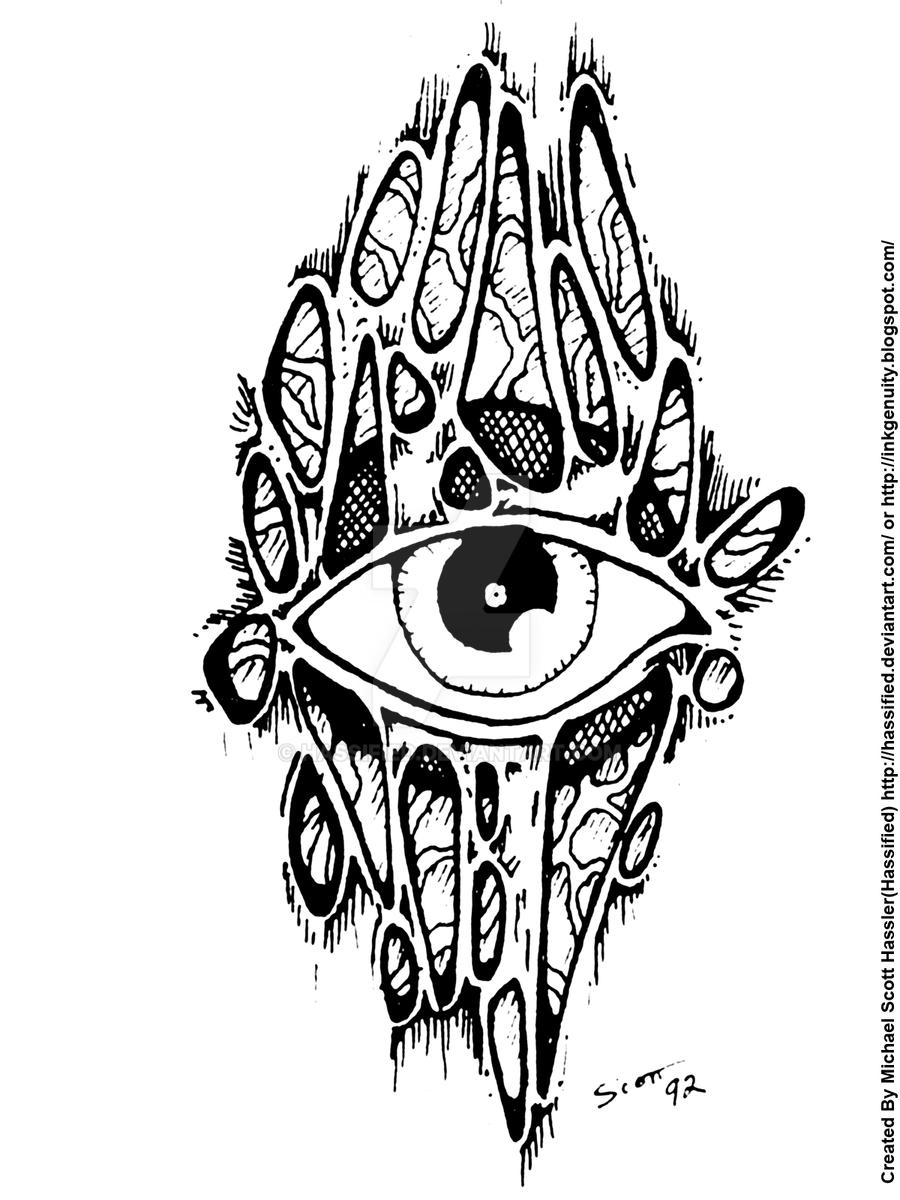 Third Eye By Hassified On Deviantart Ideas And Designs