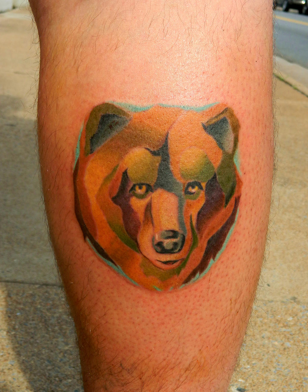 Sasha Unisex Inspired Bear By Sirius Tattoo On Deviantart Ideas And Designs