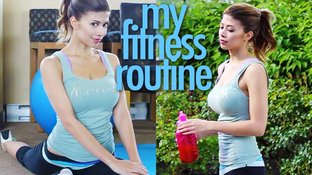 My Fitness Routine Youtube Ideas And Designs