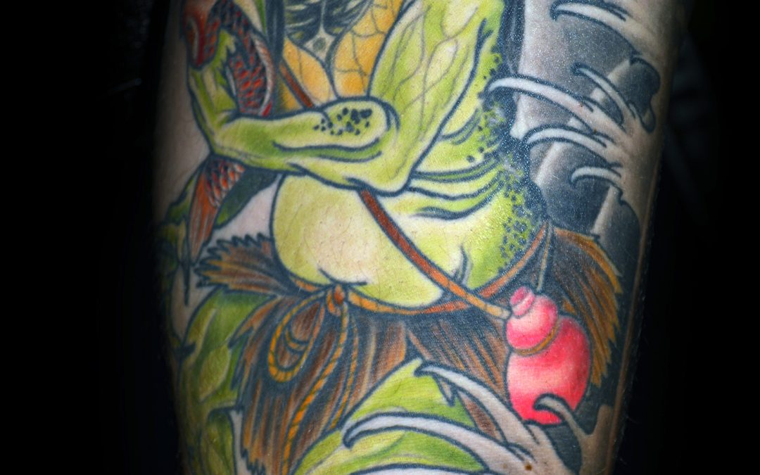 Kappa Tattoo Japanese Tattoo 1603 Tattoo Josh Schellenberg Ideas And Designs