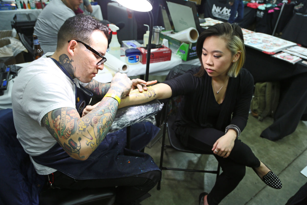 Baltimore Tattoo Arts Convention 2014 Ideas And Designs