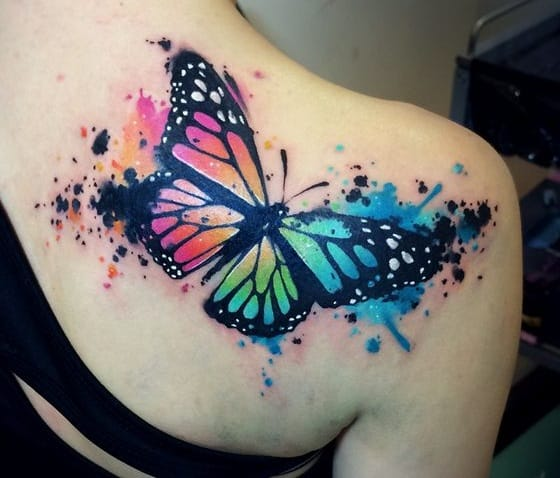 50 Really Beautiful Butterfly Tattoos Designs And Ideas Ideas And Designs