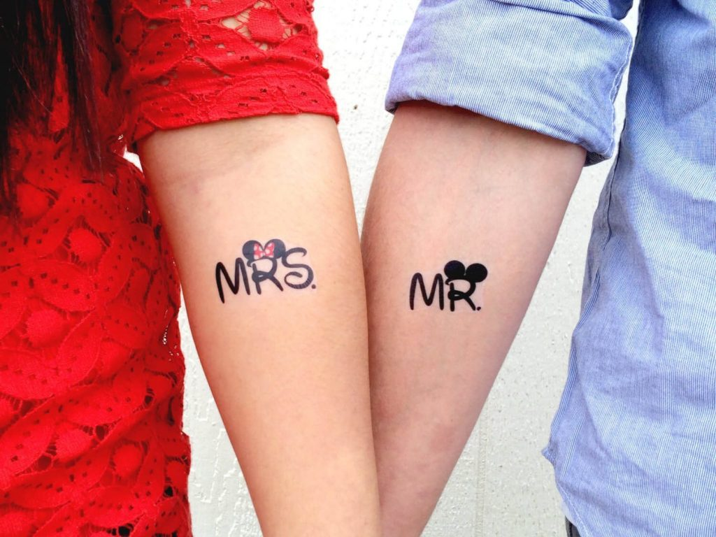 Matching Couple Tattoos 12 Ideas You Ve Never Heard Of Ideas And Designs