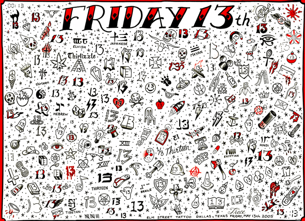 Why Friday The 13Th Is So Unlucky Ideas And Designs