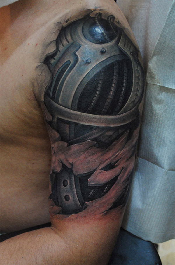 Terminator Tattoos I Need Your Clothes Your Boots Your Ideas And Designs