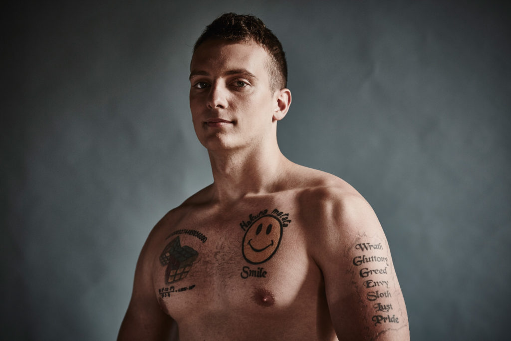 Fighters Ink – Real Soldiers And Their Tattoos The Locker Ideas And Designs