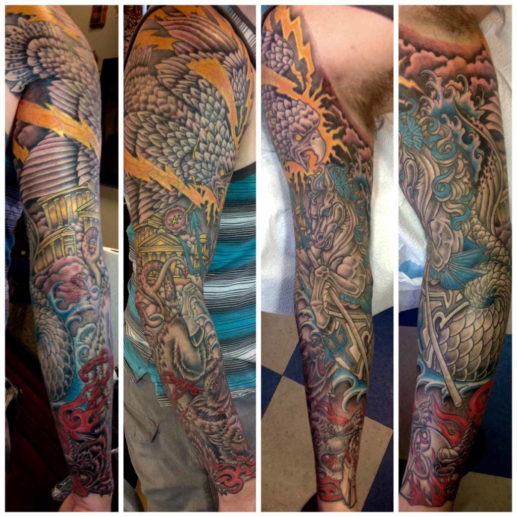 Tattoo Artist Lisa Murphy Against The Grain Tattoo Ideas And Designs