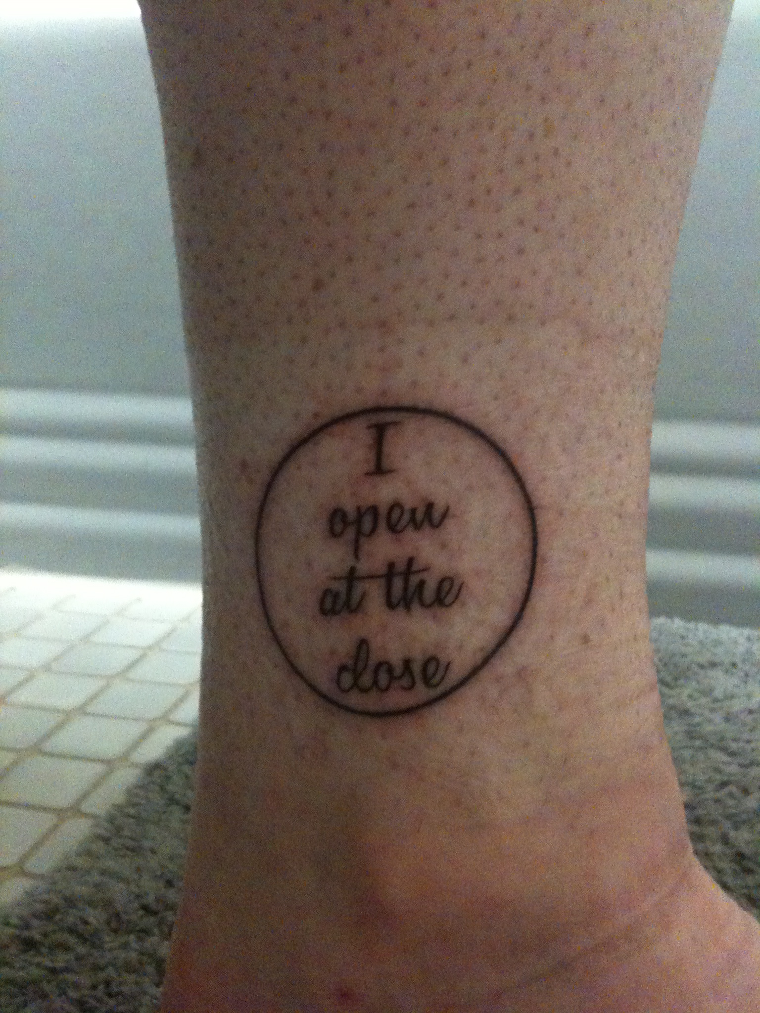28 Aa Tattoos Sobriety Quotes Quotesgram Adoption Ideas And Designs
