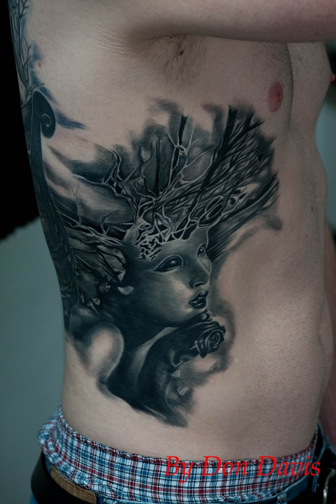 Art In Motion Tattoos Ideas And Designs