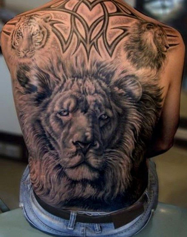 64 Lion Tattoo Designs For Men And Women Inspirationseek Com Ideas And Designs