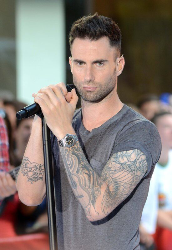 Poster Maroon 5 Five Adam Levine Hot S*Xy Music Cd Lp Ideas And Designs