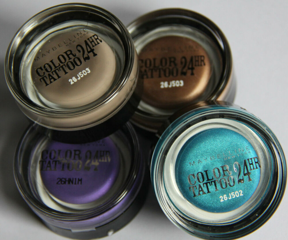 Maybelline Color Tattoo 24 Hour Eye Shadow Cream Pick One Ideas And Designs