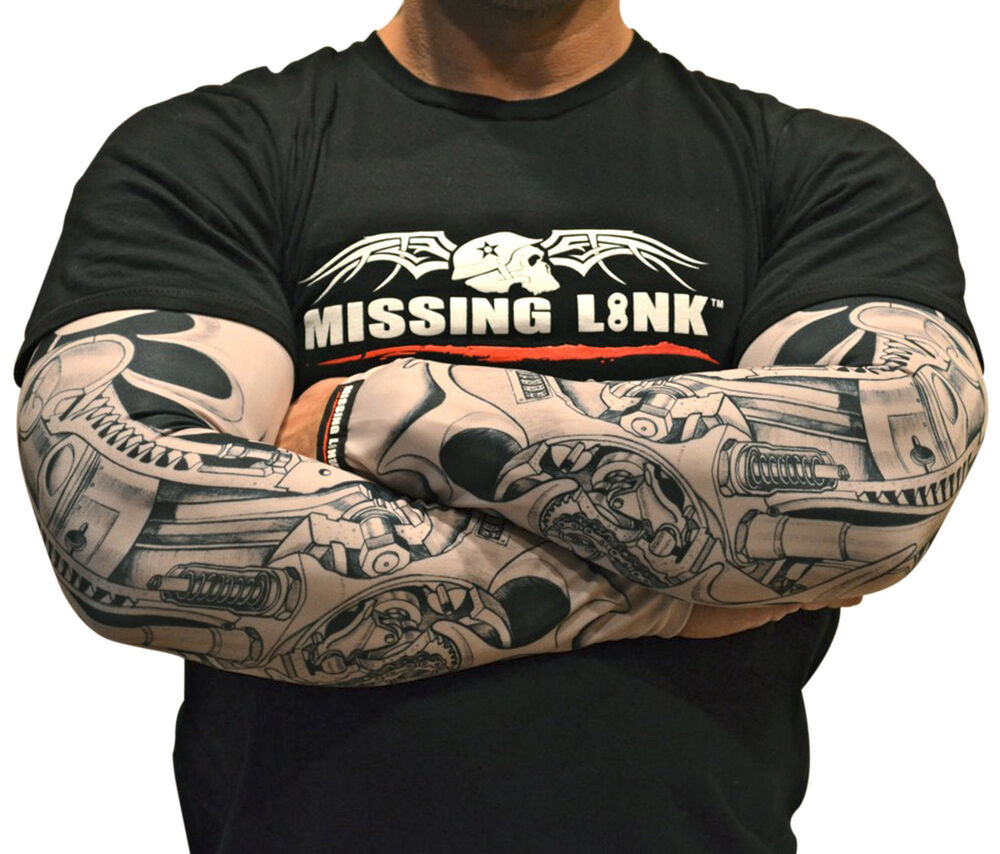 Missing Link Sleeve Armpro Biochanical Me Sleeves Tattoo Ideas And Designs