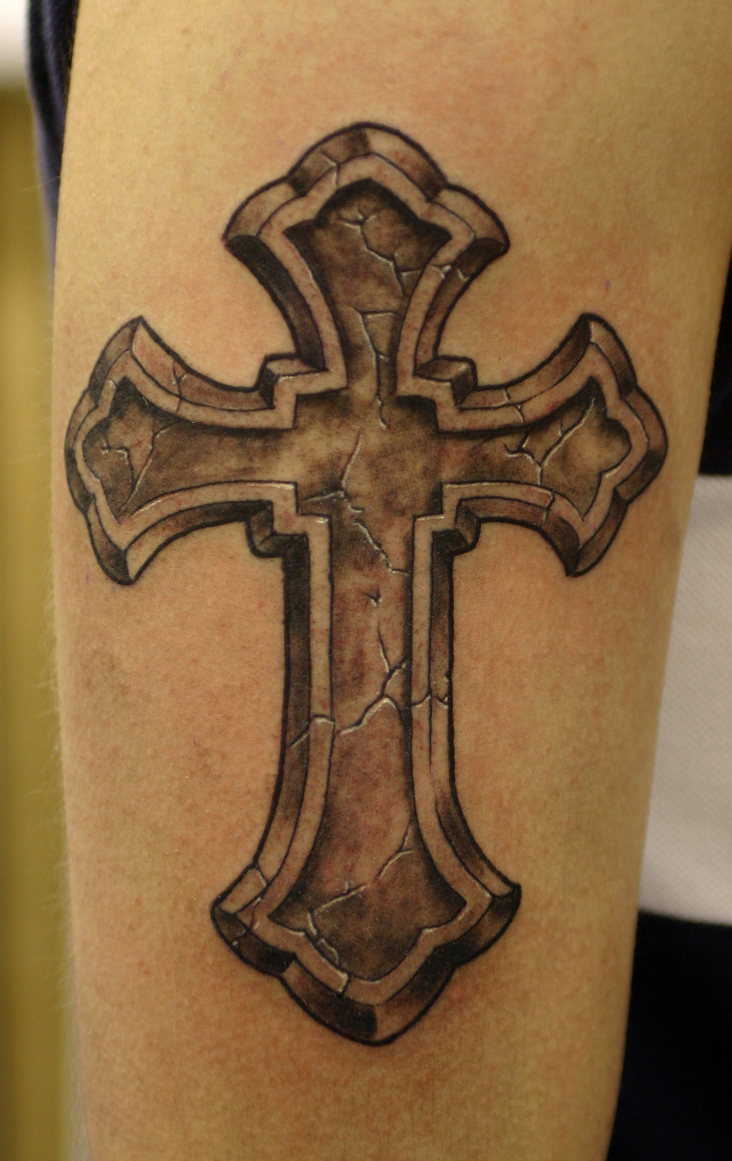 Cross Tattoos For Man And Woman Tribal And Celtic Cross Ideas And Designs