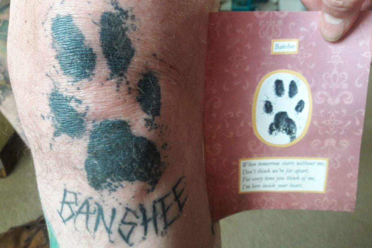 Tattoo Ink And Cremated Ashes Mix In Living Memorials Philly Ideas And Designs