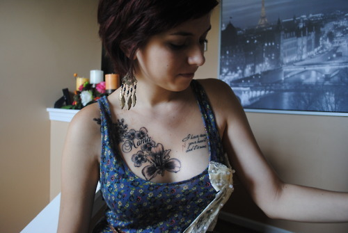 F*Ck Yeah Girls With Tattoos Ideas And Designs