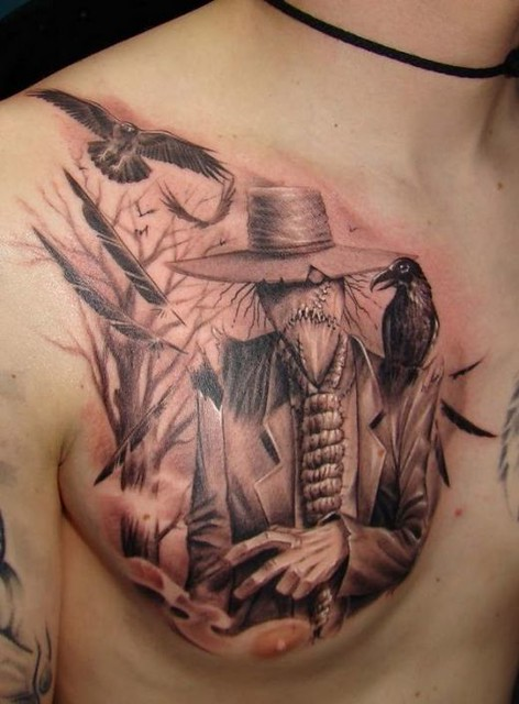 3D Tattoos Ideas Of 3D Tattoos Are Getting Weight These Ideas And Designs