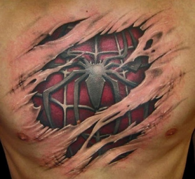 I Ve Seen Nice Tattoos Before But When I Saw These 3D Ideas And Designs