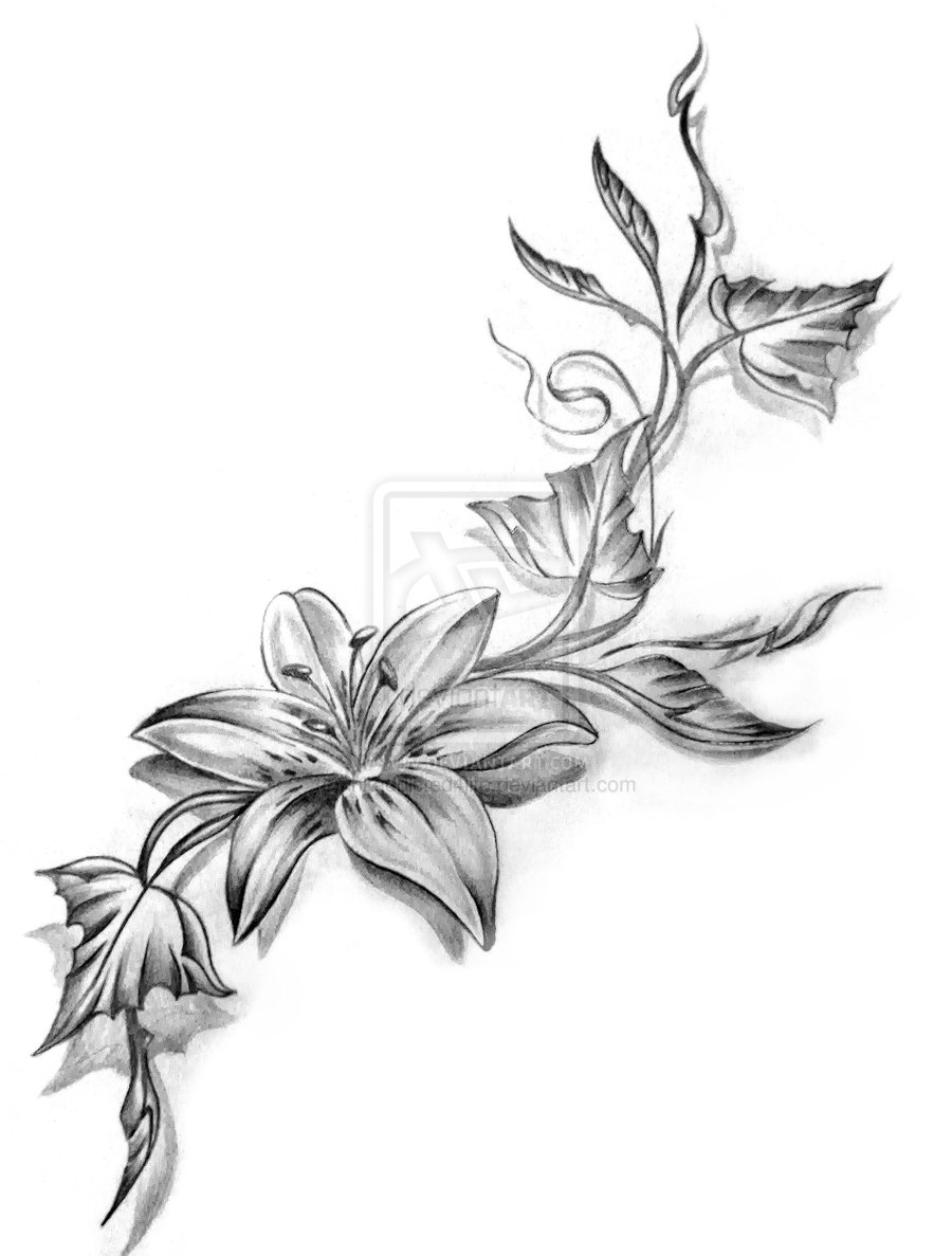 Free Flower Tattoo Designs Download Free Clip Art Free Ideas And Designs