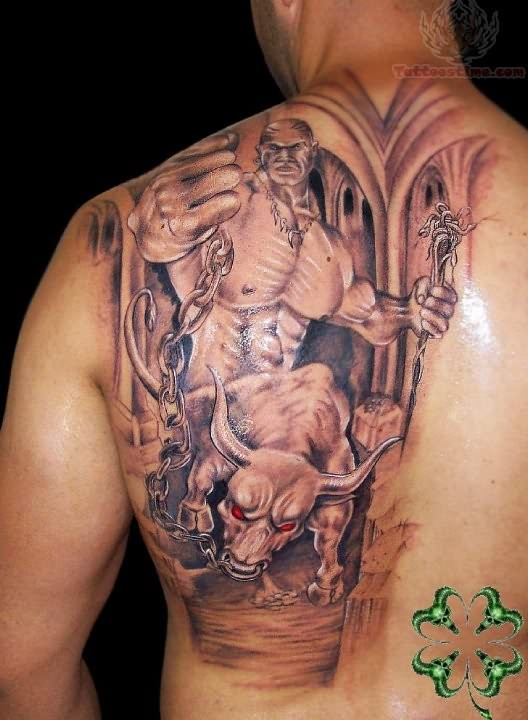 Warrior Tattoo Images Designs Ideas And Designs