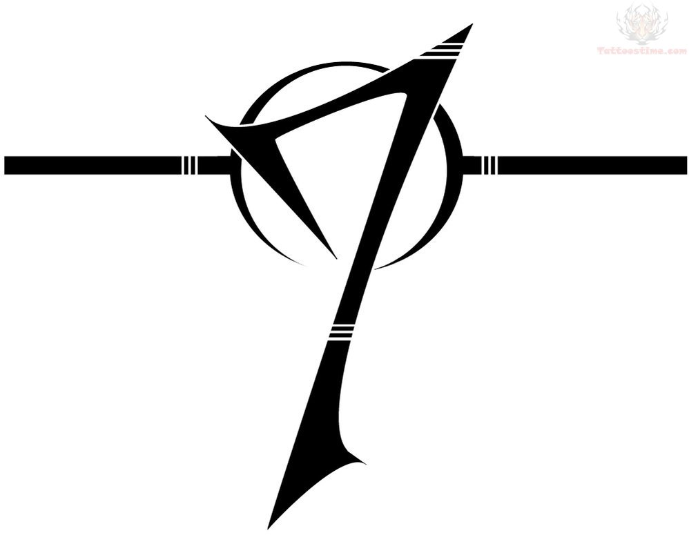 Number Seven Tattoo Design Ideas And Designs