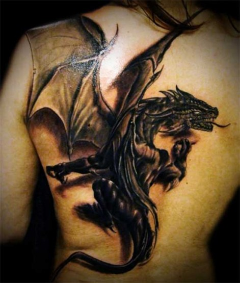 Dragon Tattoo Images Designs Ideas And Designs