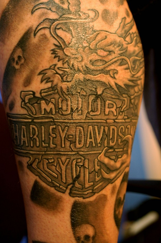 Biker Tattoo Images Designs Ideas And Designs