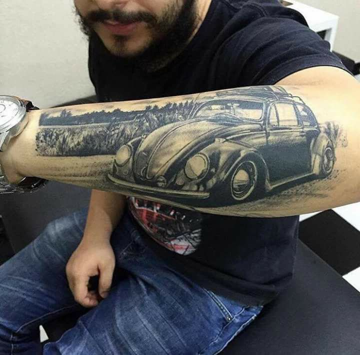 Car Tattoo Images Designs Ideas And Designs