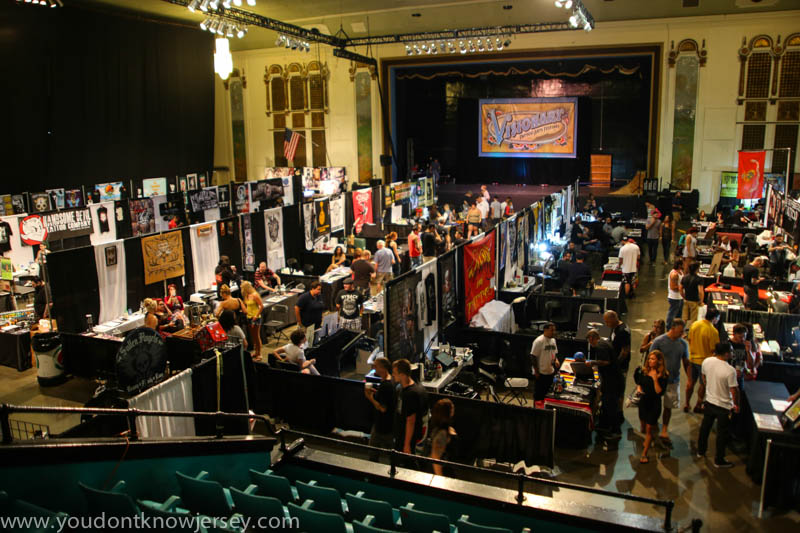 Got Ink Visionary Tattoo Arts Festival In Asbury Park Ideas And Designs