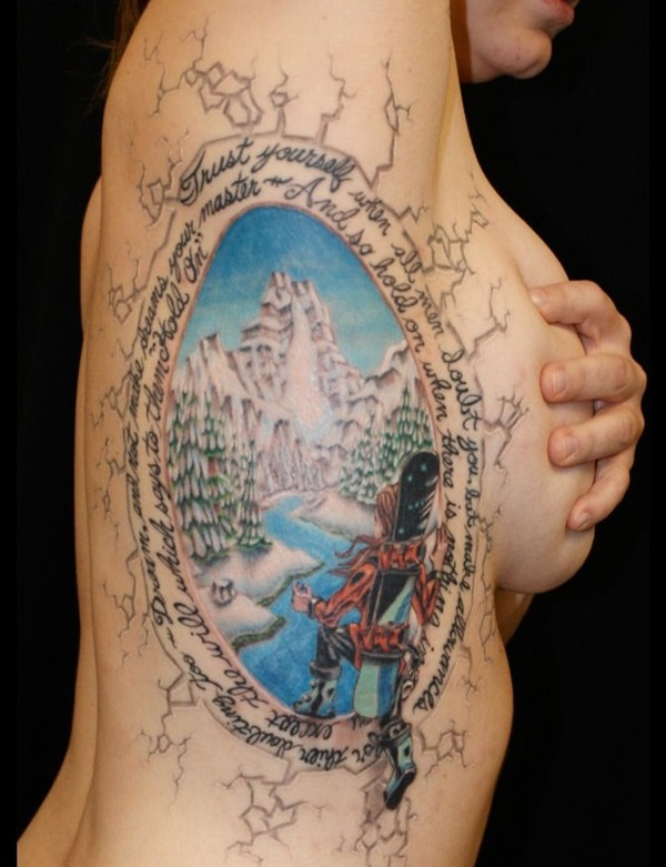35 Travel Tattoo Ideas Adventure Flairadventure Flair Ideas And Designs