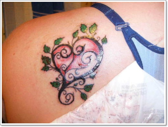 23 Of The Most Fantastic Heart Tattoo Designs Ideas And Designs