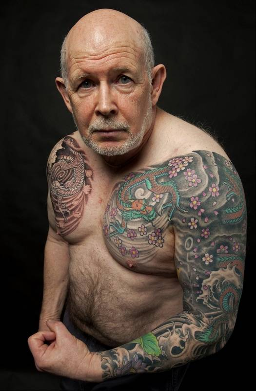 Tattoos Making Inroads With The 50 And Over Crowd Ideas And Designs