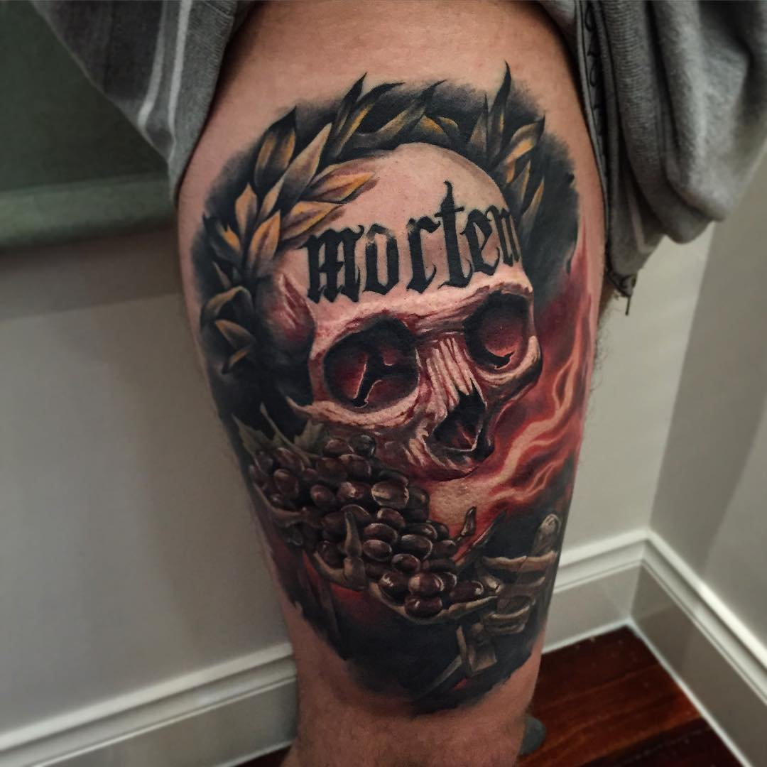 3D Skull Tattoo Best Tattoo Ideas Gallery Ideas And Designs