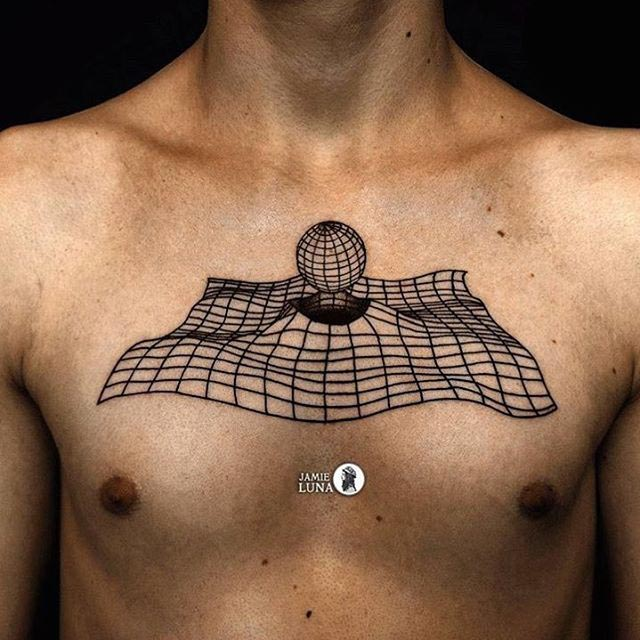 3D Chest Tattoo Best Tattoo Ideas Gallery Ideas And Designs