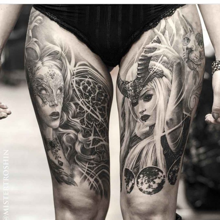 Realistic Tattoo Art Best Tattoo Ideas Gallery Ideas And Designs