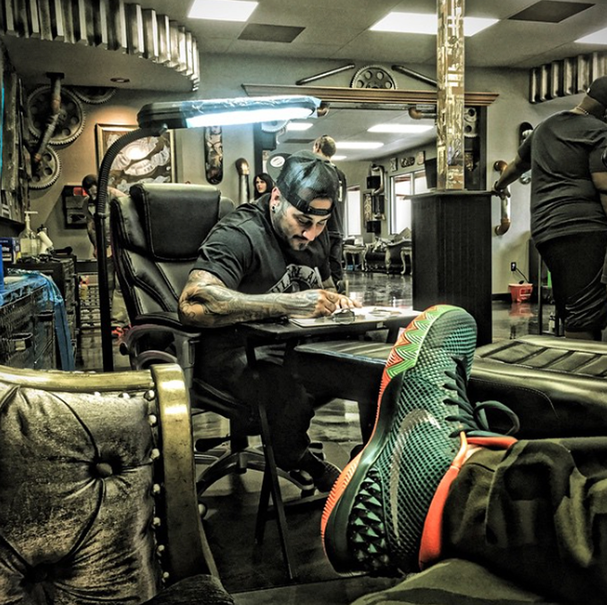 Artistic Element Tattoo Galuxsee Ideas And Designs