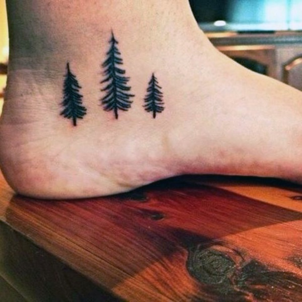 101 Small Tree Tattoo Designs That Re Equally Meaningful Cute Ideas And Designs
