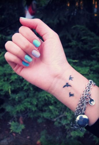 12 Tattoo Placements For Women Herinterest Com Ideas And Designs