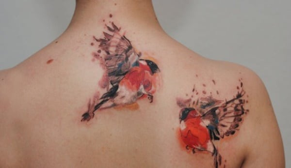 73 Adorable Bird Tattoo Designs For The Bird Lover Ideas And Designs