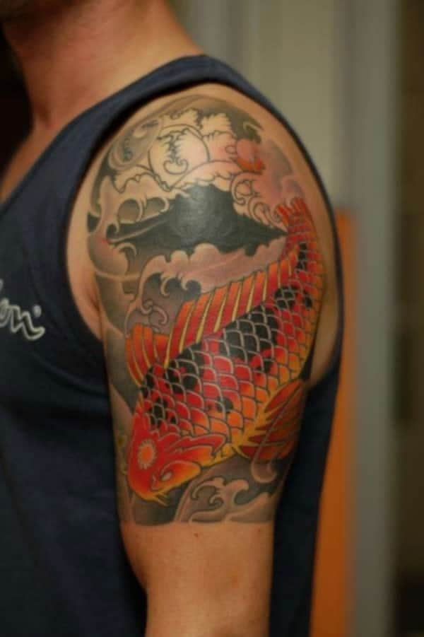 62 Jaw Dropping Shoulder Tattoos For Your Next Design Ideas And Designs