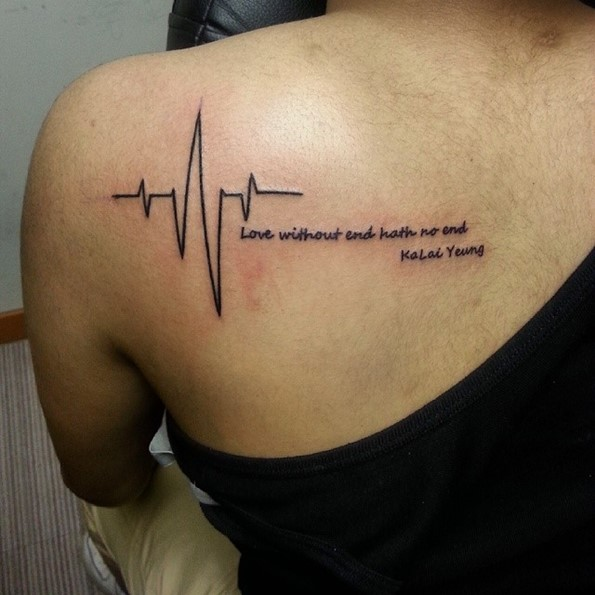 160 Emotional Lifeline Tattoo That Will Speak Directly To Ideas And Designs