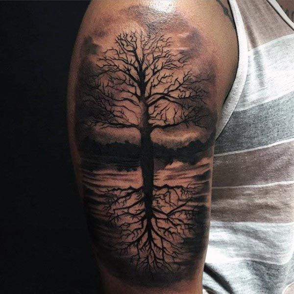 Tattoo Trends 100 Tree Of Life Tattoo Designs For Men Ideas And Designs