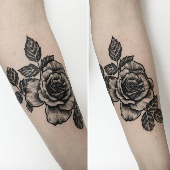 50 Enchanting Flower Tattoos For Fall Tattooblend Ideas And Designs